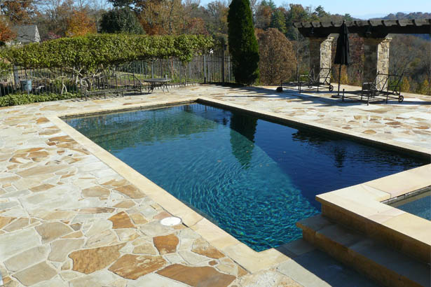 Knoxville pool builder louisville swimming pool design for Quality pool design