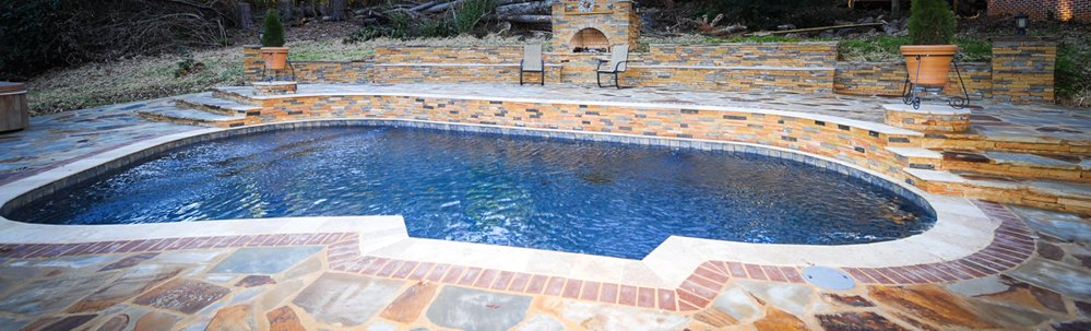 Exquisite Custom Pools