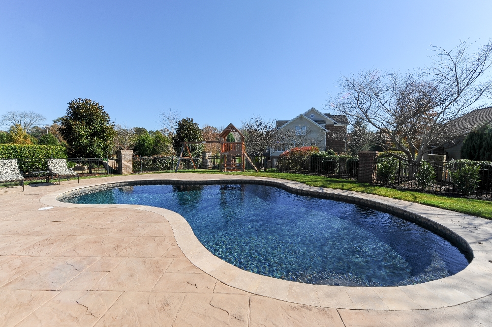Louisville Gunite Pools Photos Gatlinburg