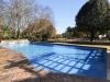 Geometric pool design, Gunite pool