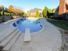 Swimmming Pool with Diving Board