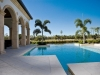 Luxury Style Pool with Negative Edge